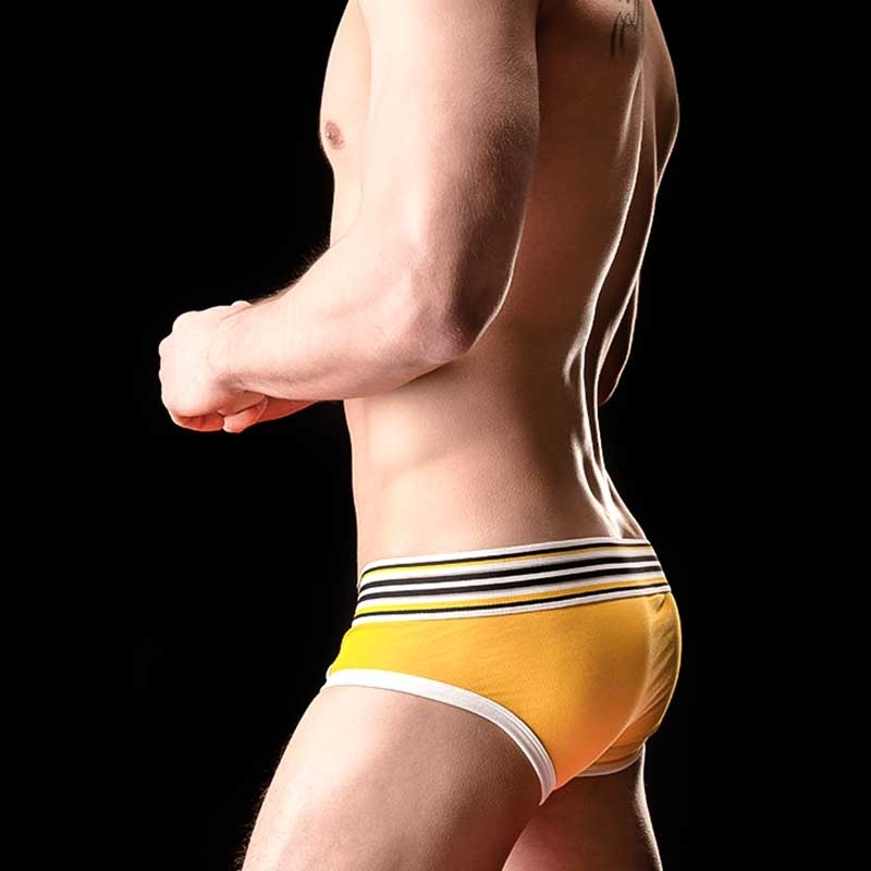 BARCODE Berlin BRIEF mega VICENTE casual 90815 all day yellow