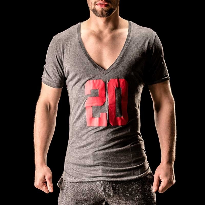 BARCODE Berlin T-SHIRT game20 GUAPO casual 90926 Loungewear rot