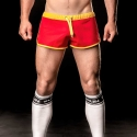 BARCODE Berlin SHORTS gym WORLD CUP 90937 Flagge Spanien