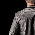 BARCODE Berlin JACKET WET star JUPITER 90922 underground black