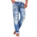 RED BRIDGE Jeans RB157 mit Used Look