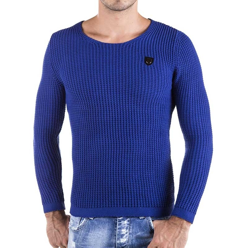 RED BRIDGE SWEATER R31502 honeycomb Design