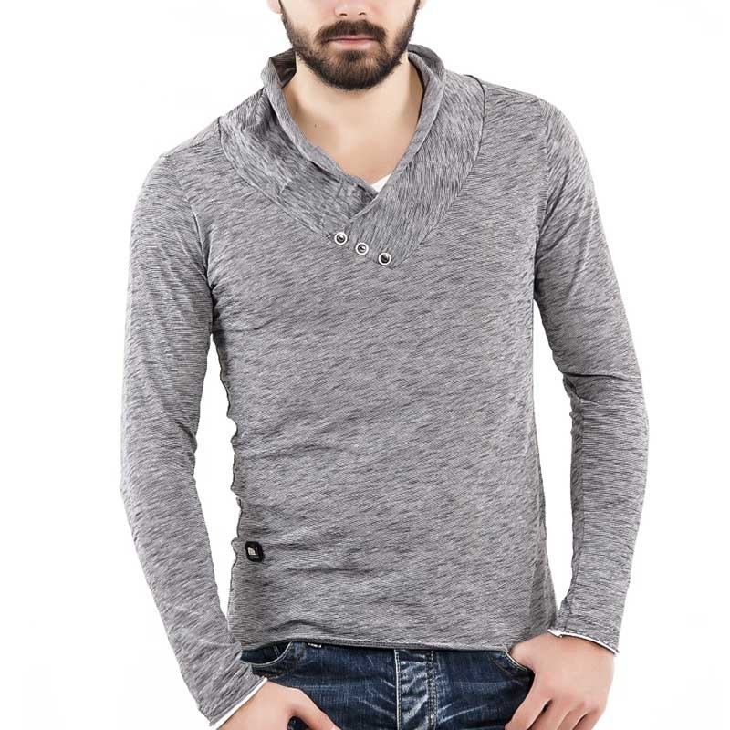 RED BRIDGE SWEATSHIRT M2001 Melierte Stoff