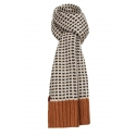 NO Excess SCARF Norway brown