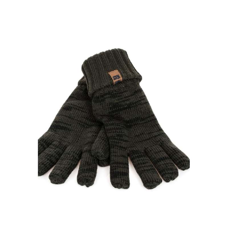 NO-Excess FINGER glove black