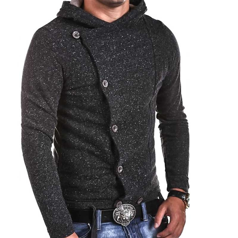 CARISMA SWEATJACKET CRSM3063 speckled design