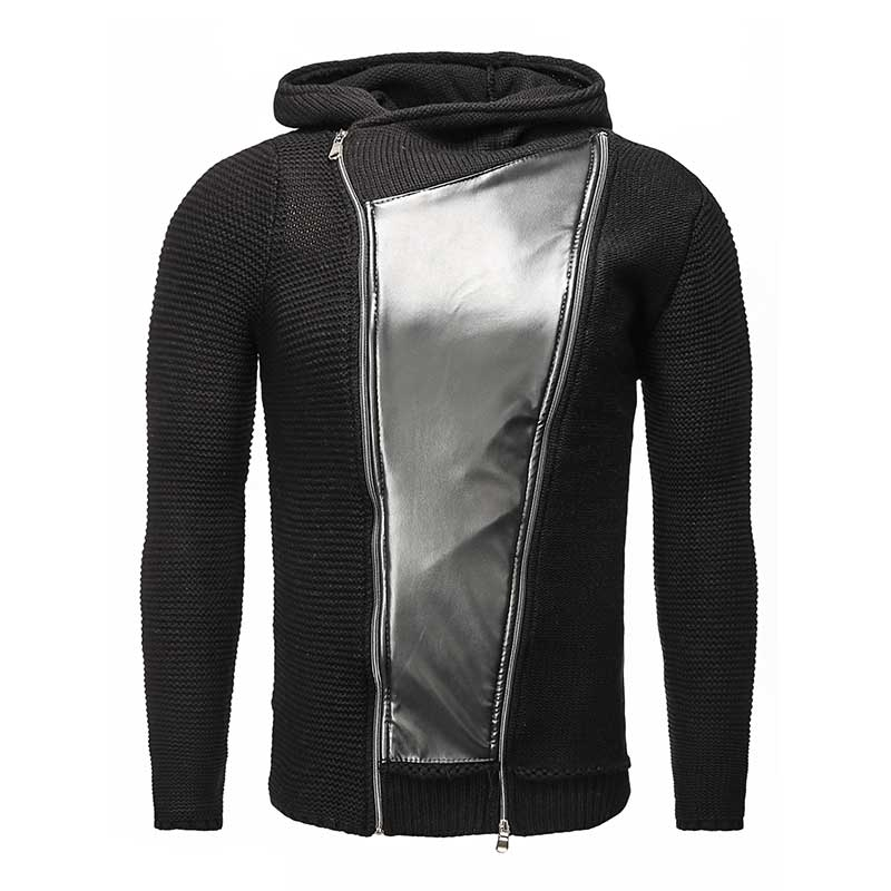 CARISMA SWEATJACKET CRSM7297 metallic wet-look
