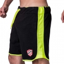 BARCODE Berlin SHORTS free time DRAKE casual 91239 neon mesh black