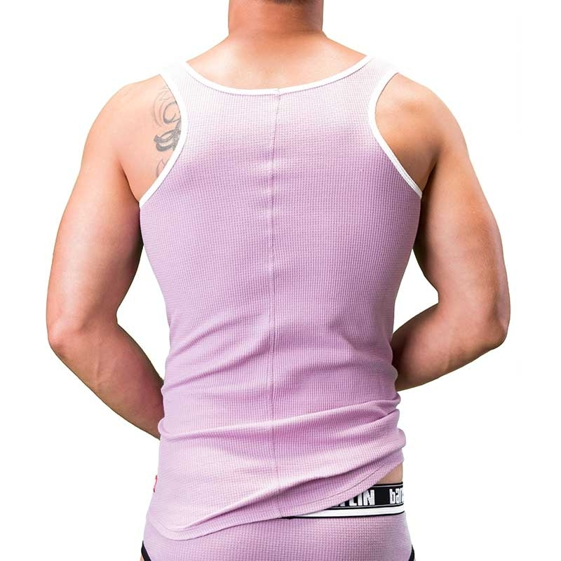 BARCODE Berlin TANK Top basic KANE thermo 91189 bodystyle lilac