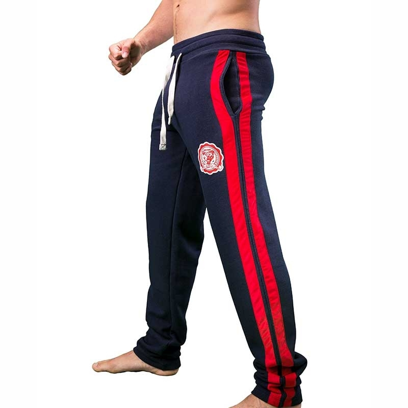 BARCODE Berlin SWEATPANTS comfort PAWEL jogging 91204 Gym navy