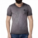 CIPO and BAXX T-SHIRT CT223 Steampunk-Look