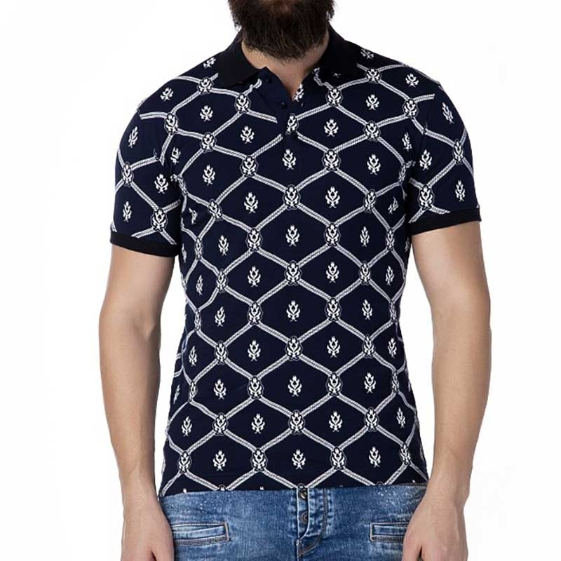 CIPO and BAXX T-SHIRT CT198 modern pattern