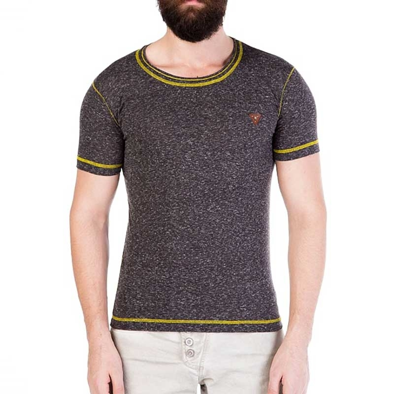 CIPO and BAXX T-SHIRT Regular Fit POOL Sport CT220 Player anthracite