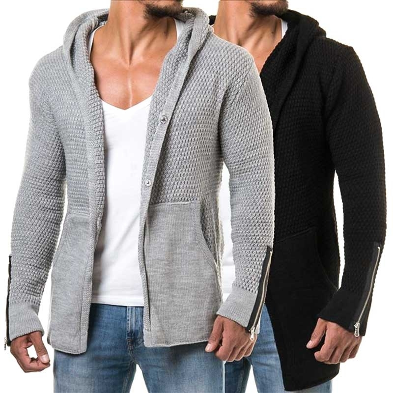 CARISMA CARDIGAN CRSM7221 sleeves with zippers