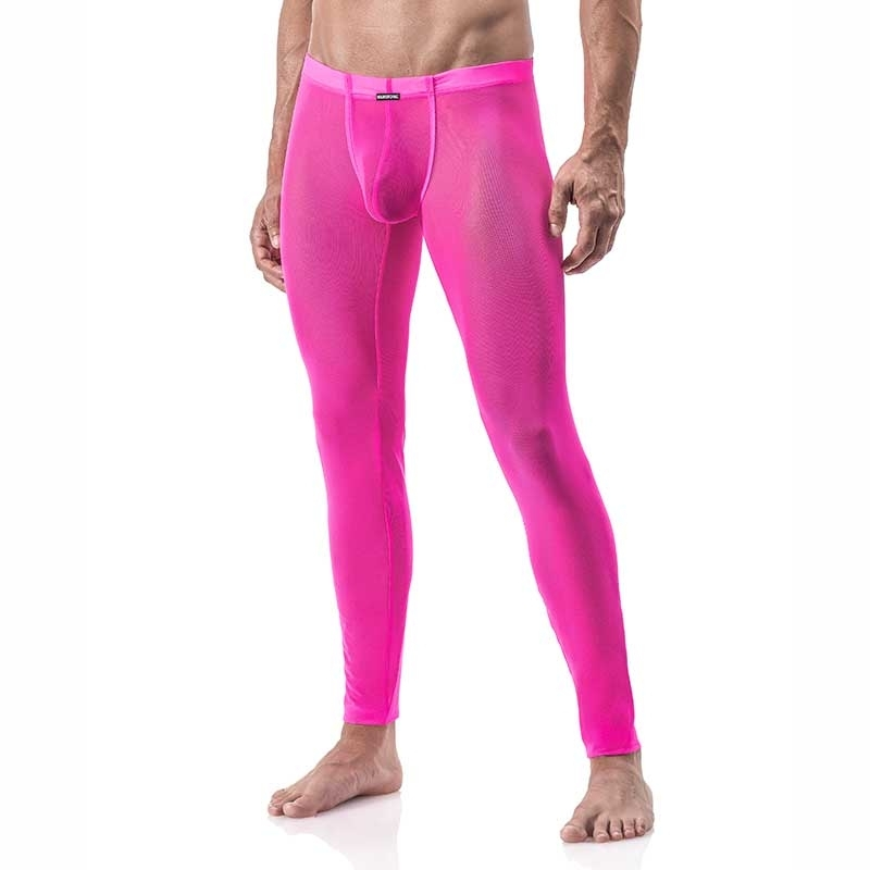 MANSTORE PANTS Hot RETRO LEGGINGS Club LOS-209597 Sexy neonpink