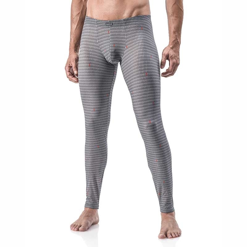 MANSTORE PANTS Hot WARRIOR Leggings M559 Army grey