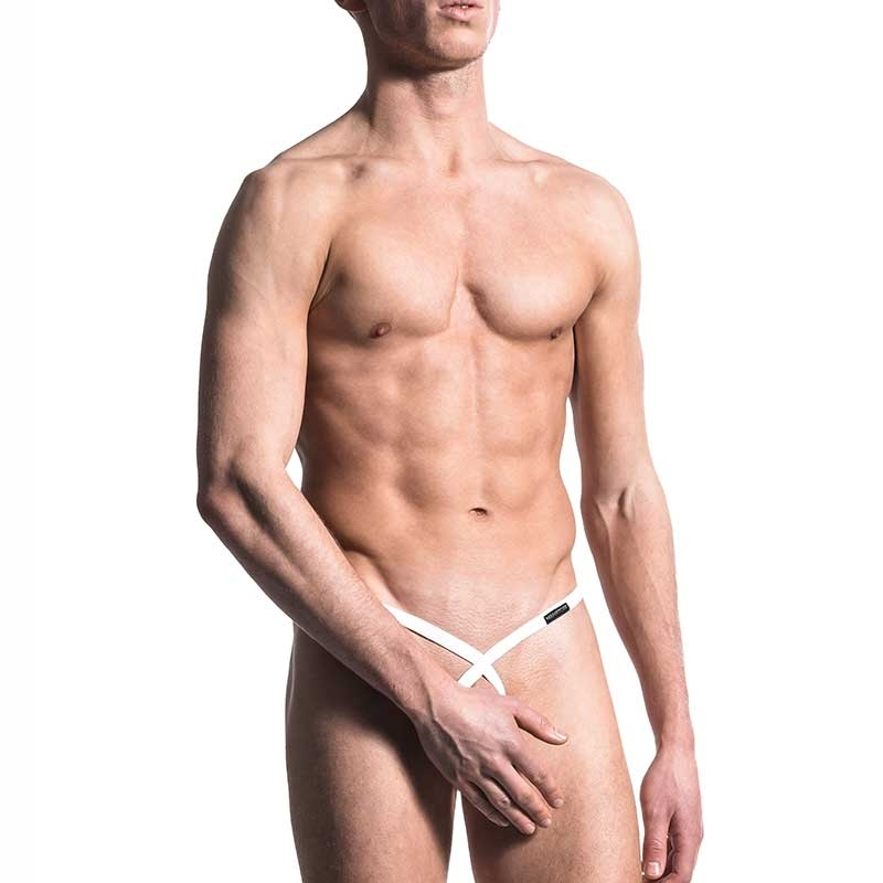 MANSTORE STRING Hot TARZAN Frei M200 Basic white
