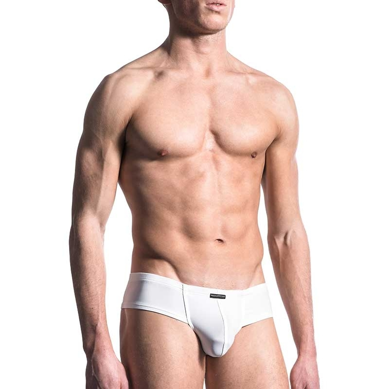 MANSTORE SLIP Regular ALL DAY Basic M200 Sport white