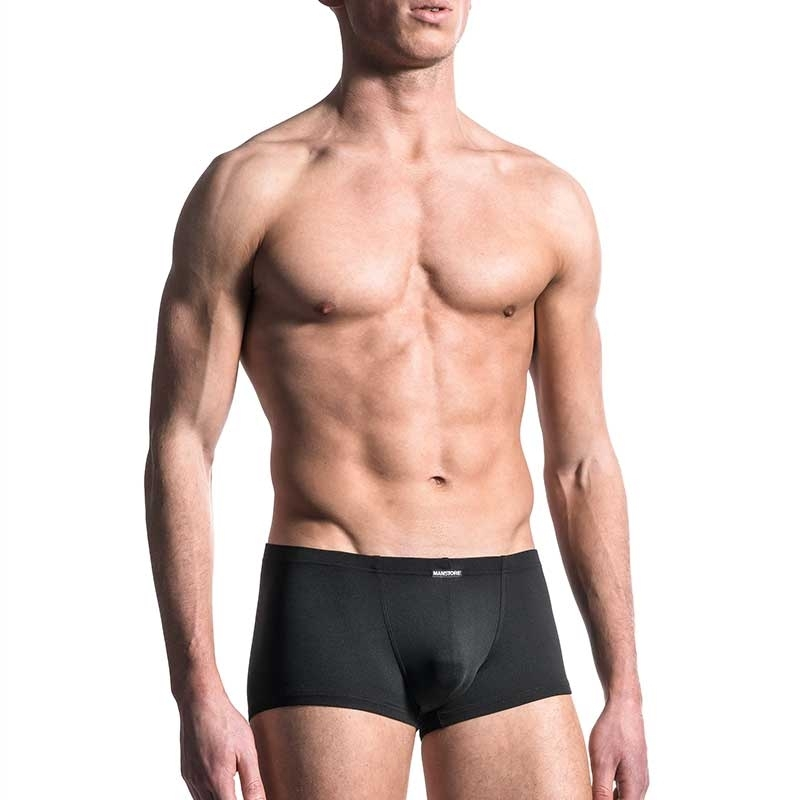 MANSTORE PANTS Regular ALL DAY BOXER Basic M200 Sport black