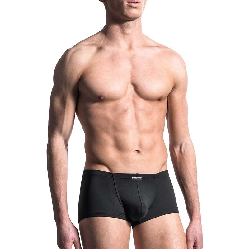 MANSTORE PANTS Regular BUNGEE BOXER Basic M200 Sport black