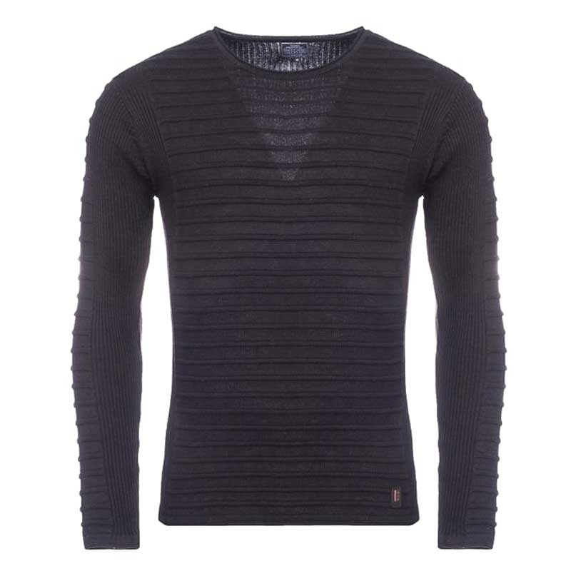 CARISMA PULLOVER CRSM7380 ribbed fabric