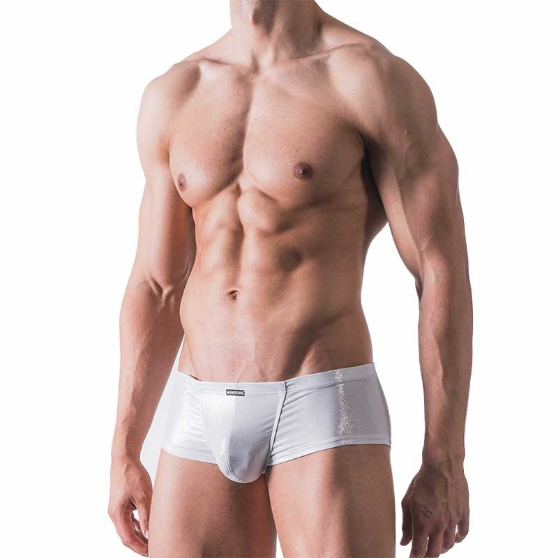 MANSTORE PANTS M462 with shiny coating