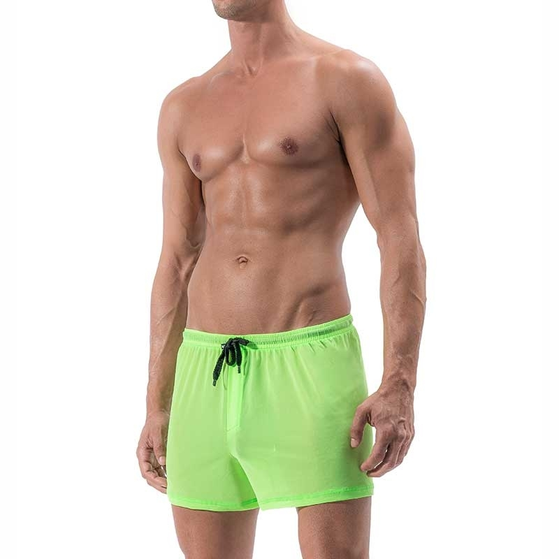 MANSTORE PANTS loose Neon AFTER PARTY Boxer M514 Holi green