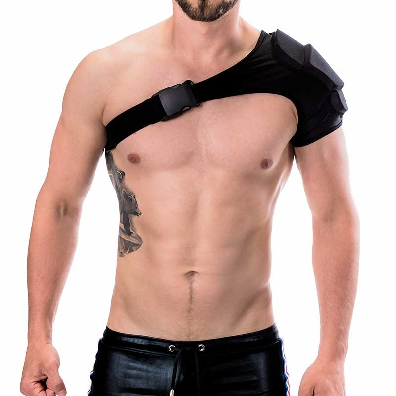BARCODE Berlin PAD hot Single-Harness B-HAIN Football 91287 Shoulder black