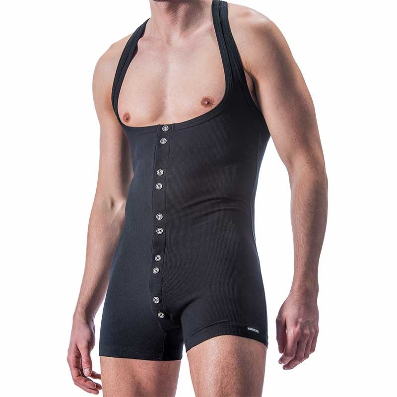 MANSTORE BODY hot WORKOUT JIM Athletik M311 Aktivwear black