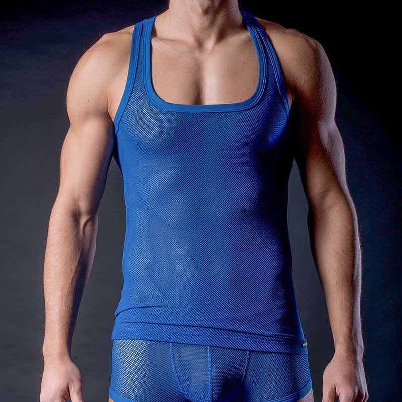 MANSTORE TANK Top M302 athletic gym wear