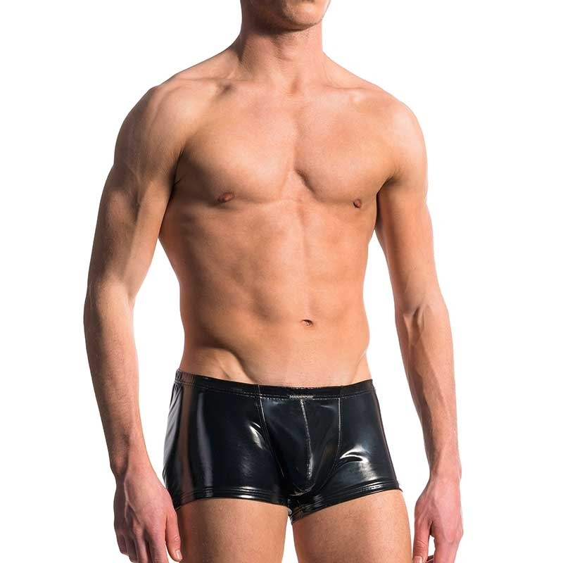 MANSTORE PANTS M420 mit Latex Optik