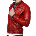 RED BRIDGE wet JACKE M6028 in red
