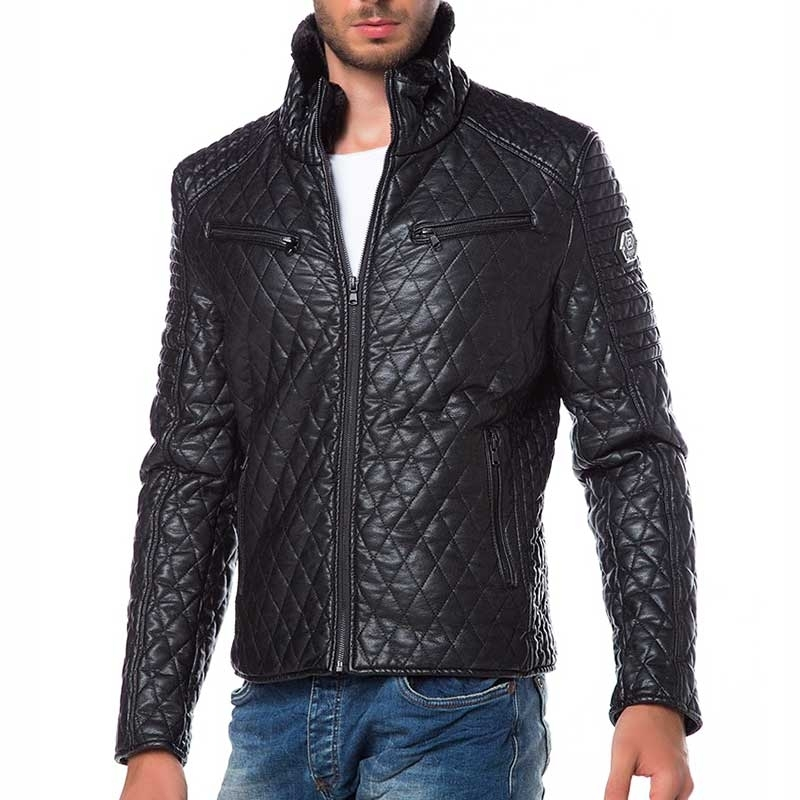 RED BRIDGE wet JACKE M6017 quilted look