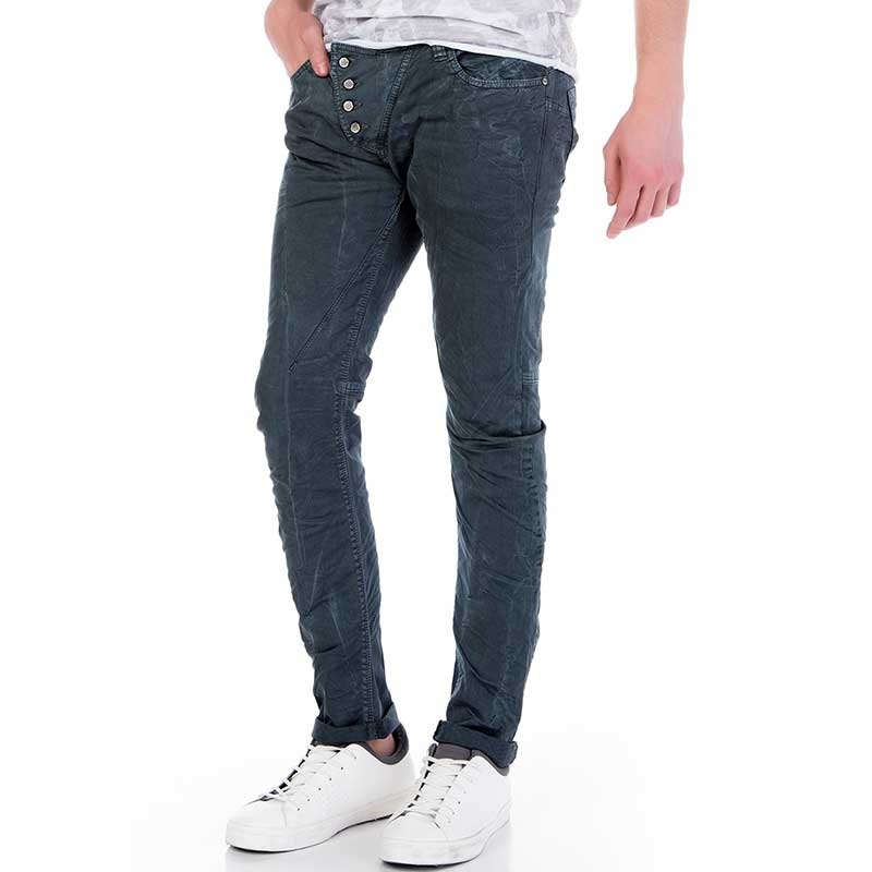 RED BRIDGE Jeans PANTS M4087 with wrinkled look