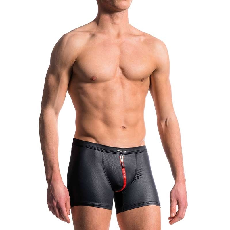 MANSTORE PANTS M605 with rear zipper