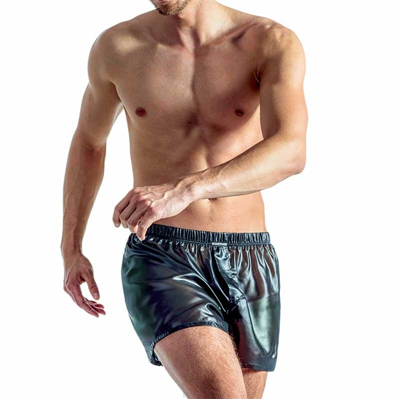 MANSTORE PANTS Regular WET BOXER Fight M525 Sexy black