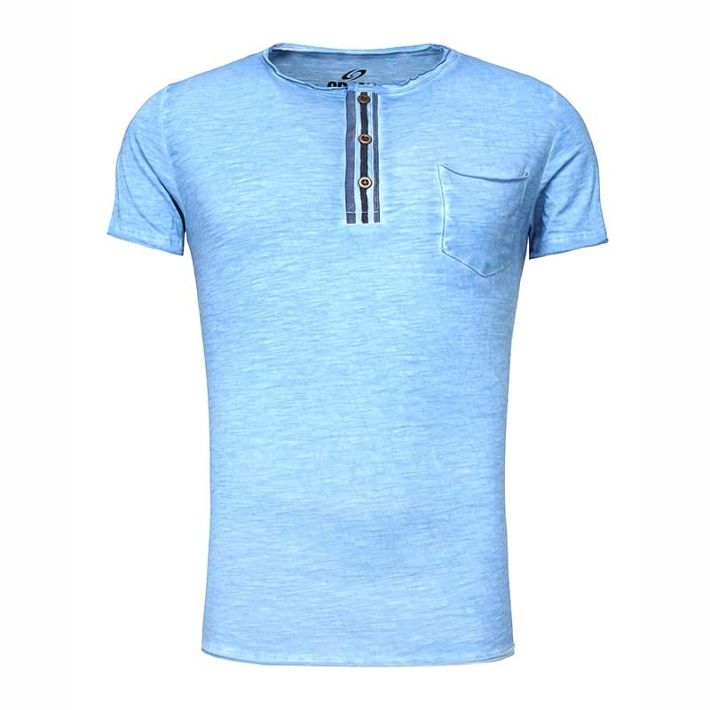 CARISMA T-SHIRT CRSM4342 Y-Neck Design