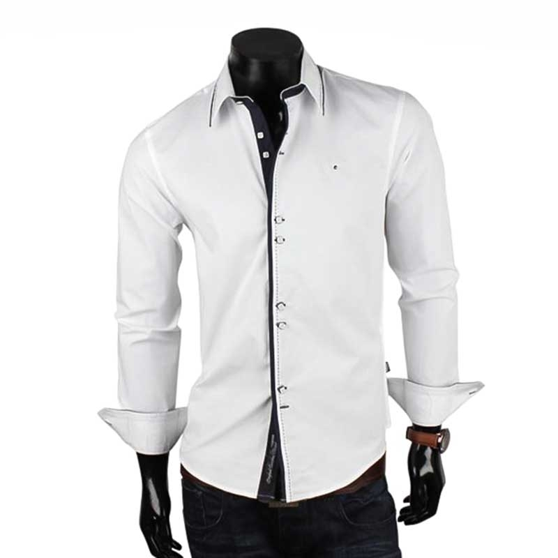 CARISMA DRESS SHIRT CRSM8245 with decorative seam