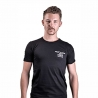 MISTER B T-SHIRT regular CLASSIC MISTER B Basic MB-400112 Street Wear black