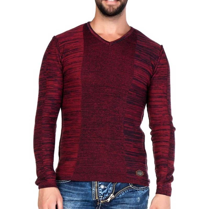 CIPO & BAXX SWEATER CP121 with color blend