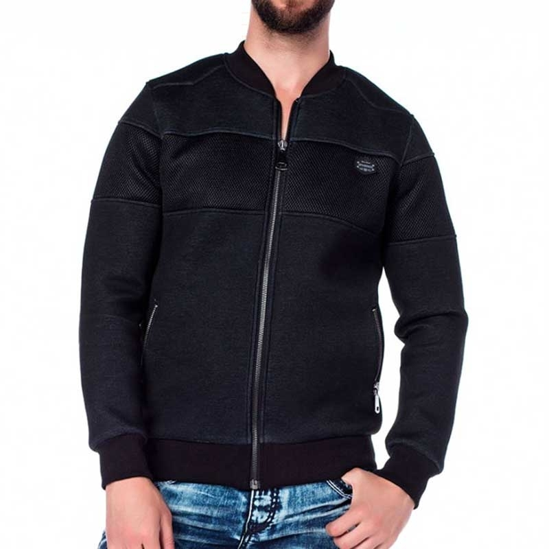CIPO & BAXX JACKET CJ141 with mesh stripe