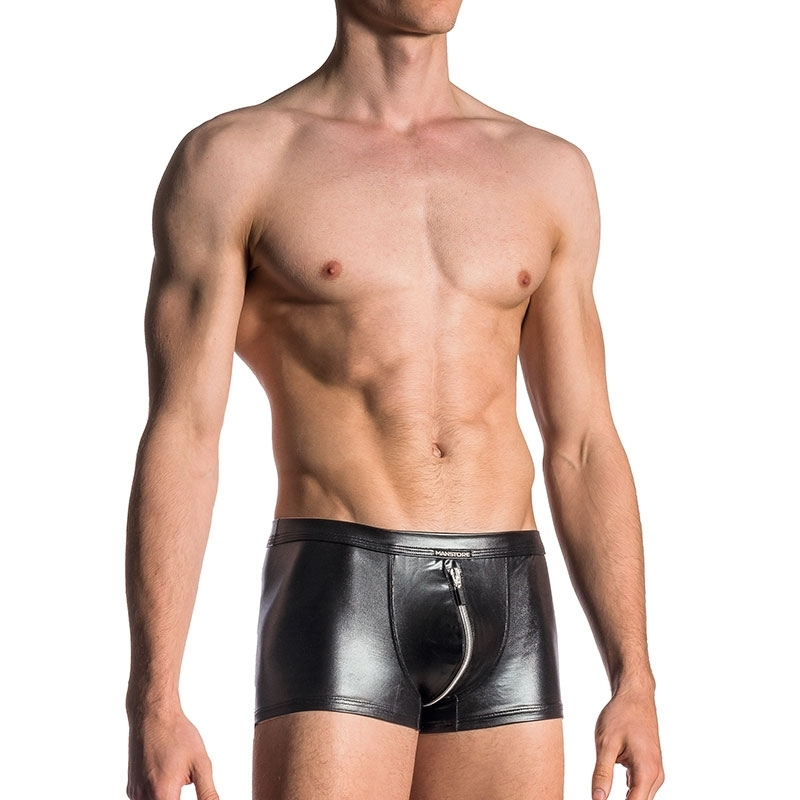 MANSTORE PANTS M107 with full length zipper