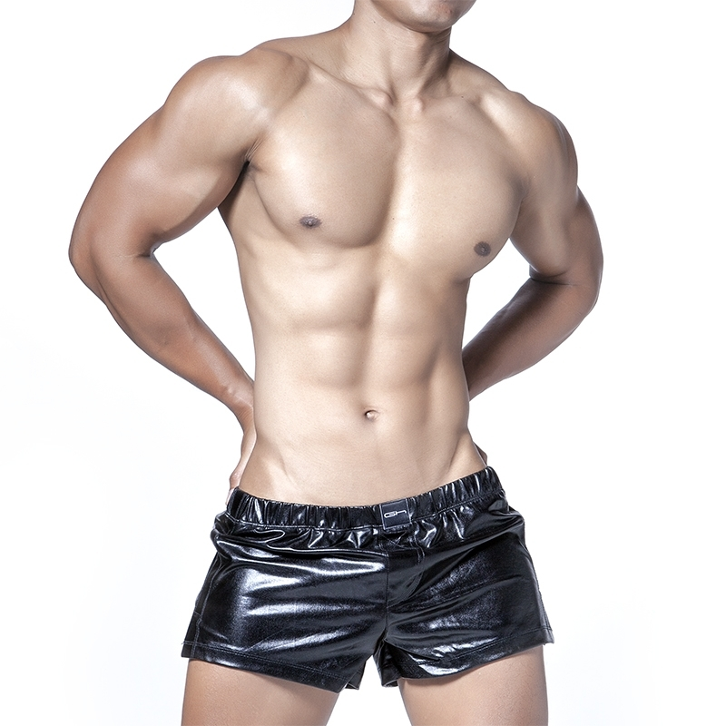 GABRIEL HOMME SHORTS hot HIGH Gogo Wet GH-5-2603 Club Wear black
