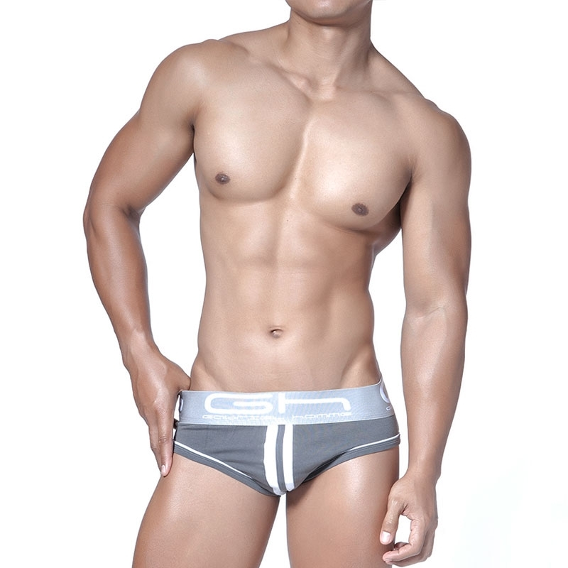 GABRIEL HOMME SLIP regular FLASH VIVID Kampfsport GH-2-9318 Sportswear grey