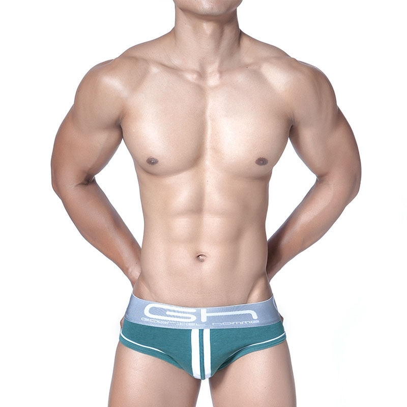 GABRIEL HOMME SLIP regular FLASH VIVID Training GH-2-9318 Sportswear olive