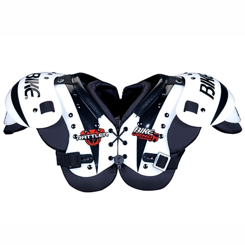 MISTER B HARNESS hot AMERICAN FOOTBALL Pads MB-400550 Sportswear white