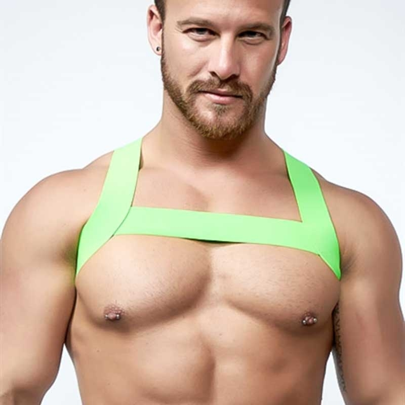 MISTER B BRUST HARNESS 82052 Club Neon