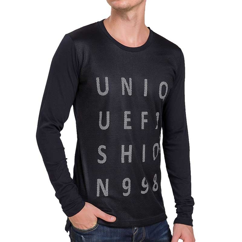 RED BRIDGE SWEATSHIRT modern UNIQUE FASHION Print Style M2044 Mainstream black