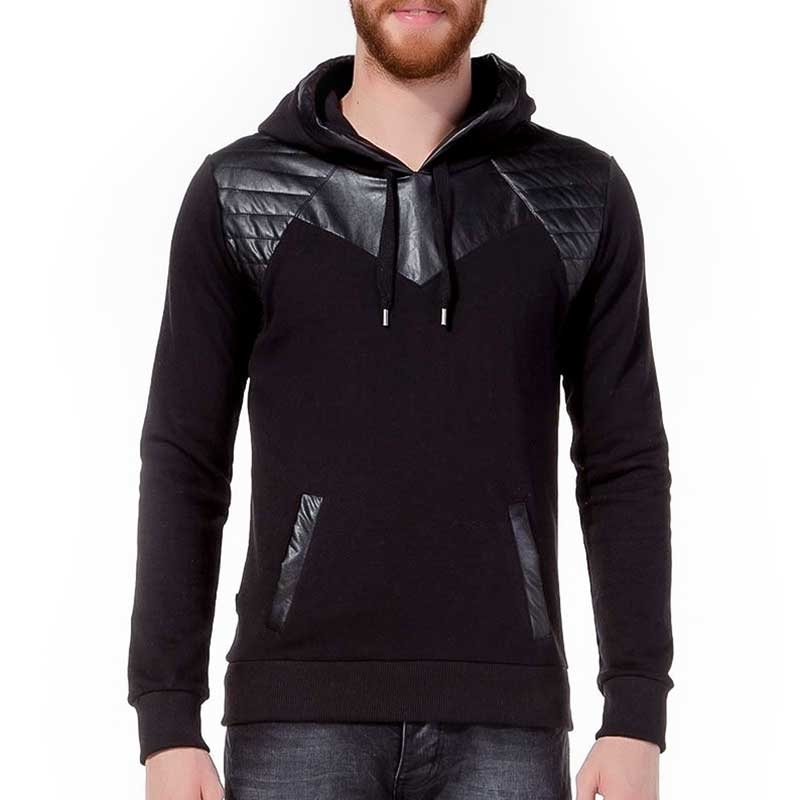 RED BRIDGE HOODIE modern WET STYLE Kapuze M2020 Mainstream black