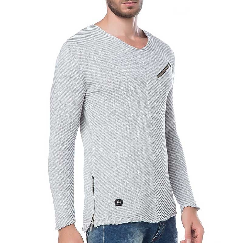RED BRIDGE SWEATSHIRT M3003 mit designer Muster